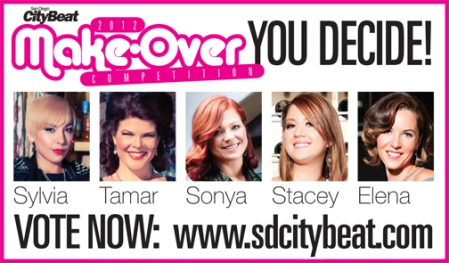 Vote for Stacey!